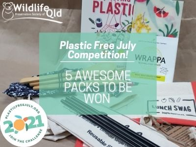 Plastic Free July 2021 Competition